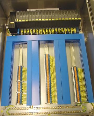 Interface panel Ex II2G Exde[ib]IICT4