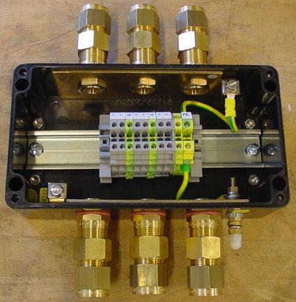 Ysebaert - Electrical panels - ATEX-compliant - terminal boxes